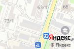 Схема проезда до компании 103 в Шымкенте