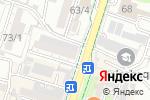 Схема проезда до компании Мира в Шымкенте
