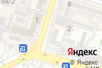 Схема проезда до компании Мебельный магазин в Шымкенте