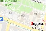 Схема проезда до компании Банкомат, ВТБ в Шымкенте