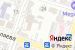 Схема проезда до компании MISS AKZHARKYN & KO в Шымкенте