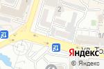 Схема проезда до компании Ласточка в Шымкенте