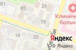Схема проезда до компании Жалын, ОО в Шымкенте