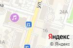 Схема проезда до компании Дәмді в Шымкенте