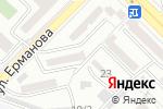 Схема проезда до компании ЖАННА в Шымкенте