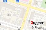 Схема проезда до компании Казахювелир в Шымкенте