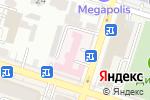 Схема проезда до компании Центр амбулаторной хирургии, травматологии и гинекологии в Шымкенте