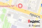 Схема проезда до компании L & L EXCHANGE, ТОО в Шымкенте