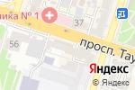 Схема проезда до компании Олеся, ТОО в Шымкенте