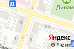 Схема проезда до компании Каравай в Шымкенте
