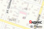 Схема проезда до компании ДИАСТОМ, ТОО в Шымкенте