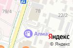 Схема проезда до компании Rial Company, ТОО в Шымкенте