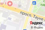 Схема проезда до компании EURO Әділет, ТОО в Шымкенте
