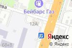 Схема проезда до компании ADILET GROUP, ТОО в Шымкенте