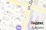 Схема проезда до компании Zarina Zhiembaeva в Шымкенте