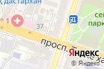 Схема проезда до компании Ак-кен, ТОО в Шымкенте
