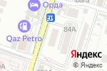 Схема проезда до компании Paryti Partners, ТОО в Шымкенте