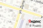 Схема проезда до компании Profit в Шымкенте