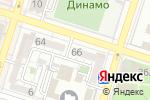 Схема проезда до компании МЕГА в Шымкенте