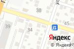 Схема проезда до компании Центр по ремонту автомобилей в Шымкенте