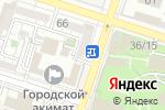 Схема проезда до компании БЕЛАСУ в Шымкенте