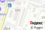 Схема проезда до компании Адвокатский кабинет Абуов Н.М в Шымкенте