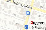 Схема проезда до компании Sunkar Premium в Шымкенте