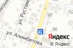 Схема проезда до компании GRANDUKO в Шымкенте