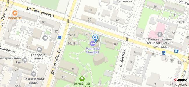 Казахстан, Шымкент, улица Гани Иляева, 34