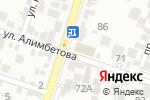 Схема проезда до компании Теріскей в Шымкенте