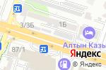 Схема проезда до компании Хотэй, ТОО в Шымкенте