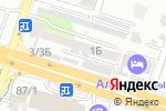 Схема проезда до компании Webstardam в Шымкенте