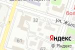Схема проезда до компании Мекен-сервис Лтд, ТОО в Шымкенте