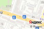 Схема проезда до компании Номинал в Шымкенте