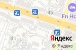 Схема проезда до компании Адвокат Касымов Ш.Т в Шымкенте