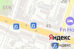 Схема проезда до компании GREEN WORLD в Шымкенте