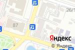 Схема проезда до компании Онтустик, ОО в Шымкенте