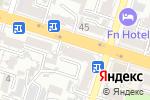Схема проезда до компании Адвокатский кабинет Махаматалиев Ш.Б в Шымкенте