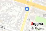 Схема проезда до компании Юридическая контора Садров Д.А. в Шымкенте