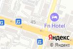 Схема проезда до компании Ася в Шымкенте