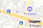 Схема проезда до компании Центр китайского языка в Шымкенте