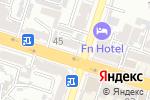 Схема проезда до компании Дина, ТОО в Шымкенте