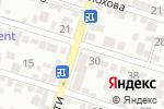 Схема проезда до компании Ықылас в Шымкенте