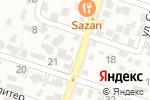 Схема проезда до компании Медицинский центр доктора Сапарова в Шымкенте
