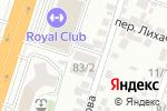 Схема проезда до компании Акбастау, СПАО в Шымкенте