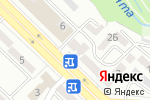 Схема проезда до компании СКАЗКА в Шымкенте