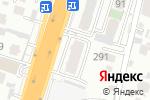 Схема проезда до компании Solodor в Шымкенте