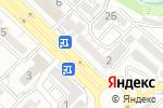 Схема проезда до компании OrtoDent в Шымкенте