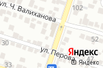 Схема проезда до компании ТехноНиколь-Казахстан, ТОО в Шымкенте