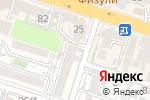 Схема проезда до компании Частный судебный исполнитель Сеитов И.И в Шымкенте